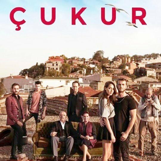 novela turca Çukur