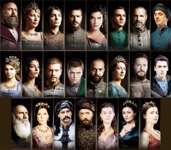 personajes el sultan