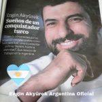 Entrevista a Engin Akyurek !