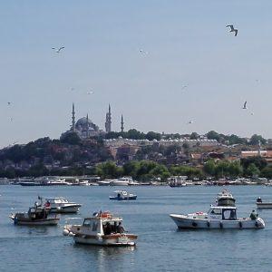 Vení a pasear por los Espectaculares Set de Estambul!