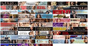 ¿Cuáles son las 10 Series y Novelas Turcas más Vistas en el Mundo?
