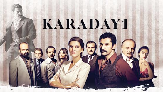 Karadayi novela