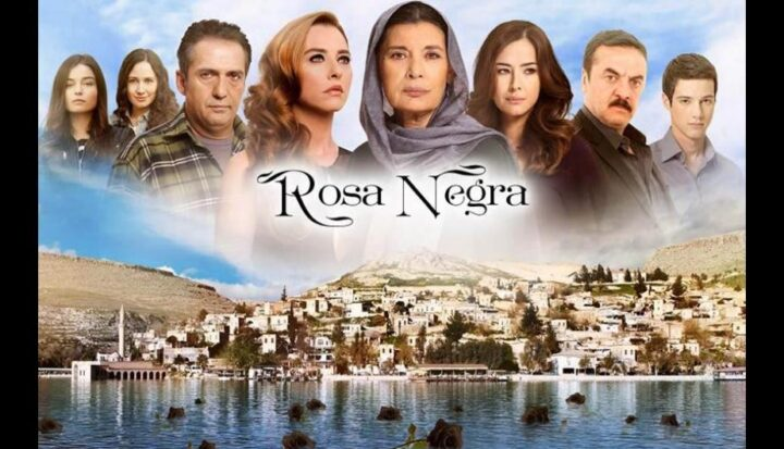 rosa negra novela turca