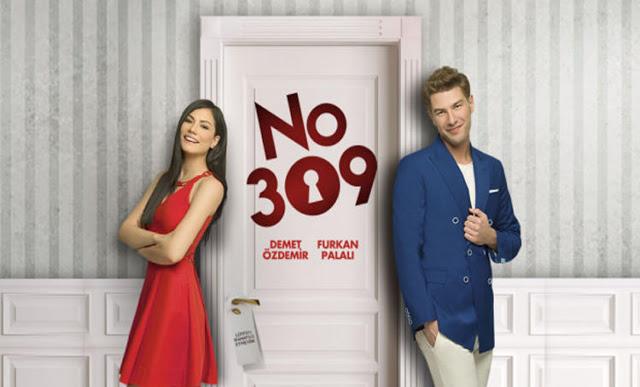 Habitacion 309 novela turca