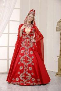 vestido de hena