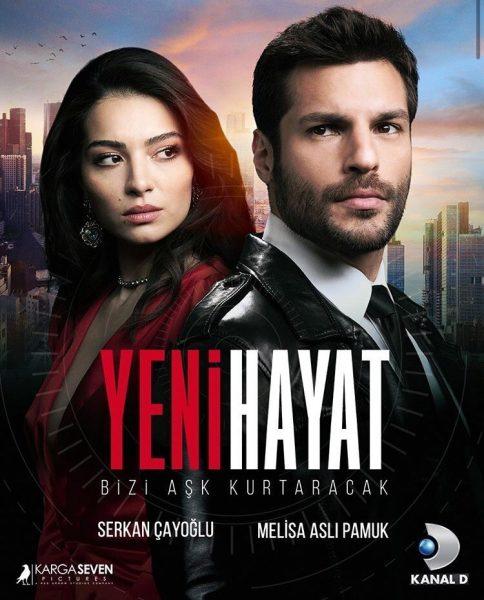 yeni hayat novela turca
