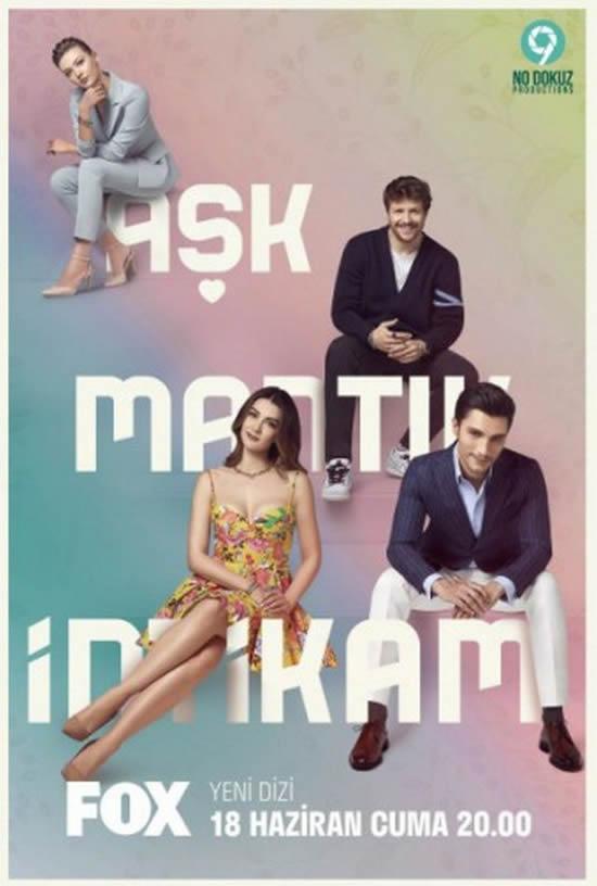 Ask-Mantik-Intikam novela turca