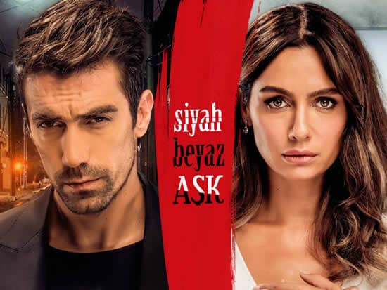 Amor en Blanco y Negro novela turca en español