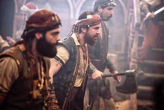 barbaros serie turca