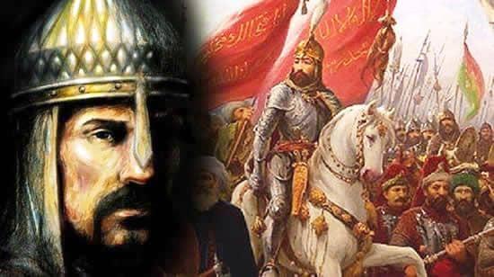Alp Arslan sultan