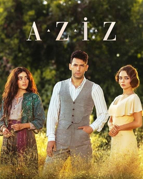 Aziz novela turca
